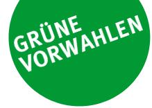 Grüne Vorwahlen?