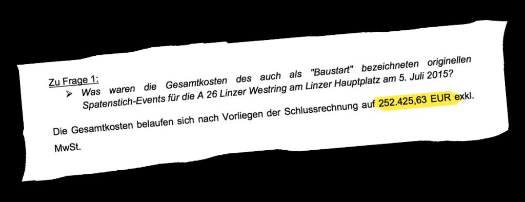 westring-spatenstich