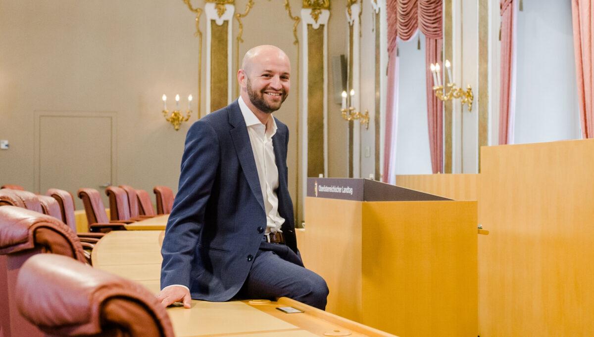 Severin Mayr Landtag